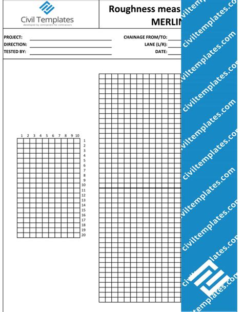 merlin templates geotechnical investigation civil engineering templates