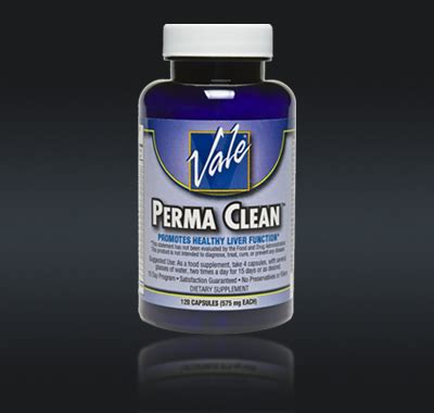 Vale Detox Perma Clean 15 Day Program by Detox Capsules Mixes Detox Doctordetox Doctor