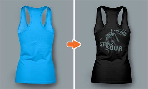 tank top mockup templates racerback tank top mockup templates pack