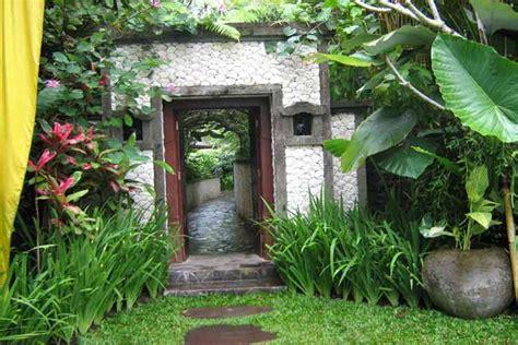 Bali Backyard Ideas Home Rimba Bali