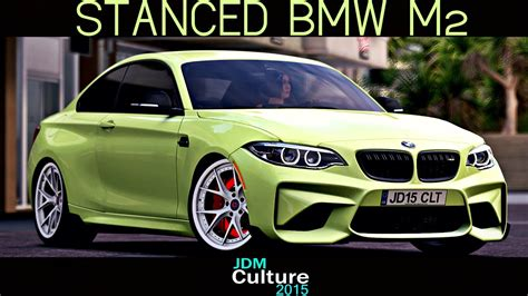 stanced cars forza horizon forza horizon 3 stanced bmw m2 stance lovers only