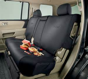 Seat Cover Honda Honda Pilot Second Row Seat Covers College Honda