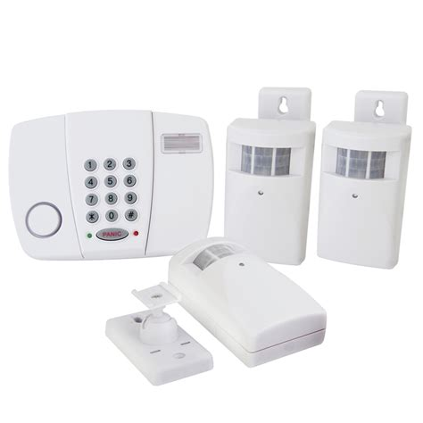 arlec wireless home security alarm kit max i n 4220320