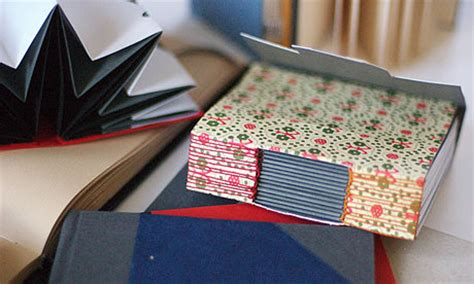How To Make Handmade Notebooks - how to make your own notebook and style the guardian