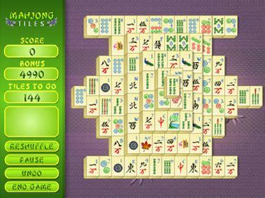 best free mahjong mah jong tiles msn free