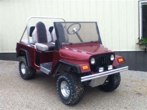 Jeep Golf Cart Jeep Golf Cart Golf Cart Ideas