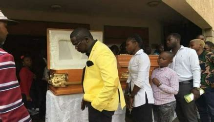 To Be Buried Friday by Ayeiya To Be Buried Alongside His Today