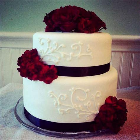 Simple Wedding Cake Designs by Simple 2 Tier Wedding Cake Designs Idea In 2017