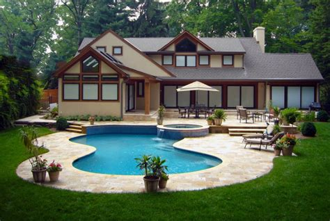 47 Pool Designs Ideas Design Trends Premium Psd Residential Swimming Pool Designs