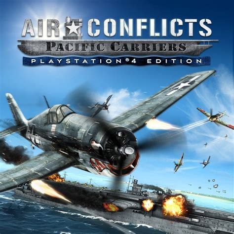 Ps4 Air Conflicts Civil War air conflicts pacific carriers playstation 4 edition 2015 playstation 4 credits mobygames