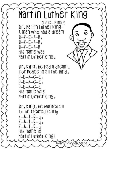 martin luther king jr song for kids with rosa parks youtube 325 best ideas about mlk day activities on big