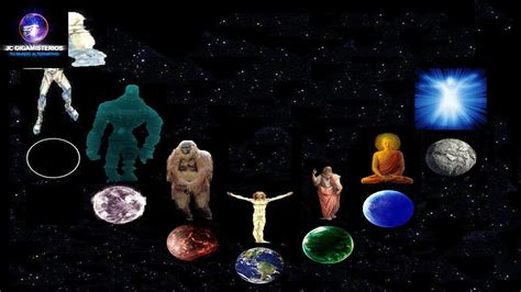 imagenes de la vida en otros planetas existe vida inteligente en todos los planetas del sistema