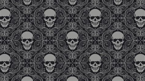 pattern repeat meaning skulls pattern vector ornaments repeat 1920x1080 wallpaper