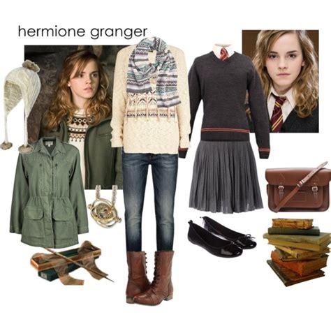 Hermione Granger Wardrobe by 5 Hermione Granger Polyvore