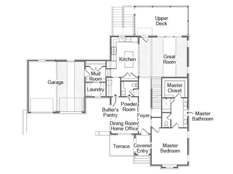 house design plans 2014 hgtv smart home 2014 rendering and floor plan hgtv