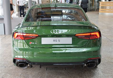Audi A5 Durable Premium Car Cover Army Grey thoughts on sonoma green audi rs5 coupe carscoops