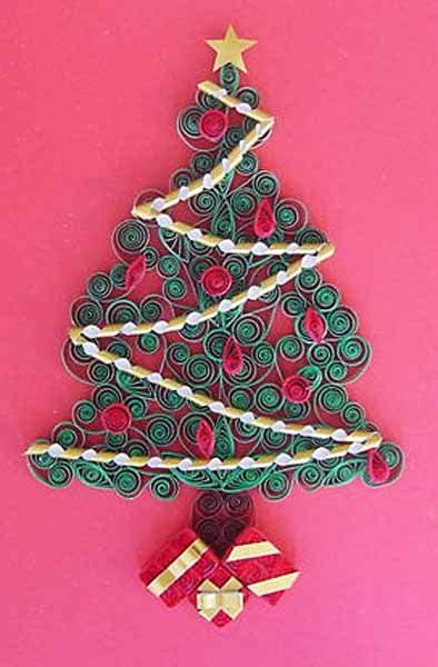 christmas paper crafts for adults quilled paper crafts for and adults amazing handmade decorations