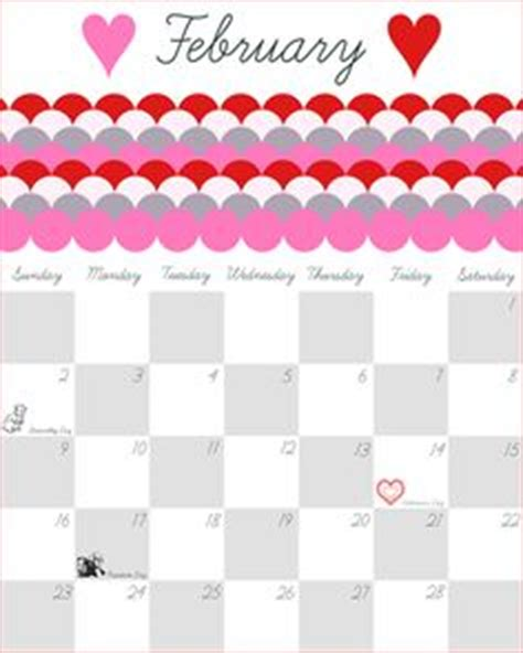 1000+ images about february 2015 calendar on pinterest