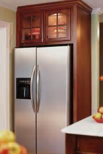 kitchen cabinet over refrigerator kitchen 17 best ideas about refrigerator cabinet on pinterest