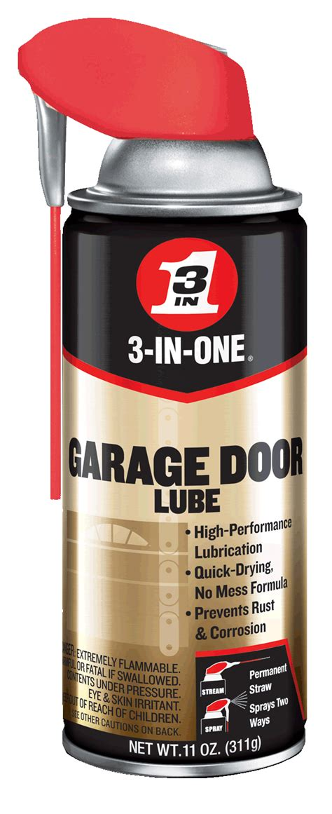 3 In 1 Garage Door Lube Msds Wageuzi 3 In One Garage Door Lube