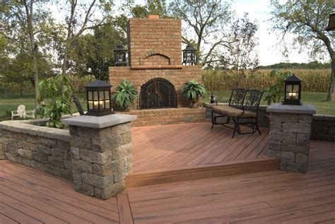 terrace and garden designs classic wooden backyard