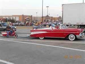 hotrod streetrod 57 chevy motorcycle cruising memorial