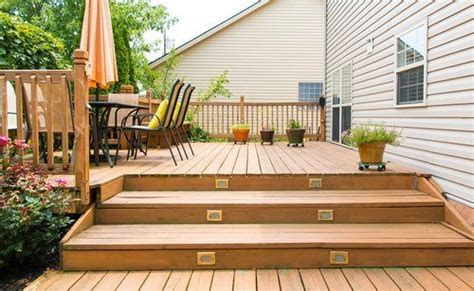 patio  deck pros cons comparisons  costs