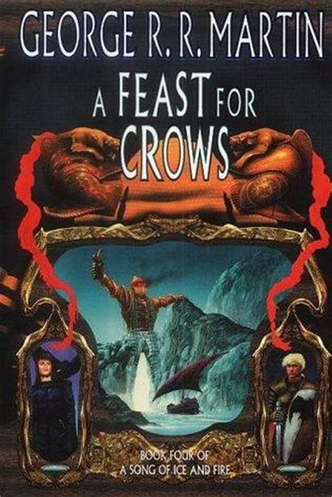 A Feast For Crows 1 the caffeinated symposium book review a feast for