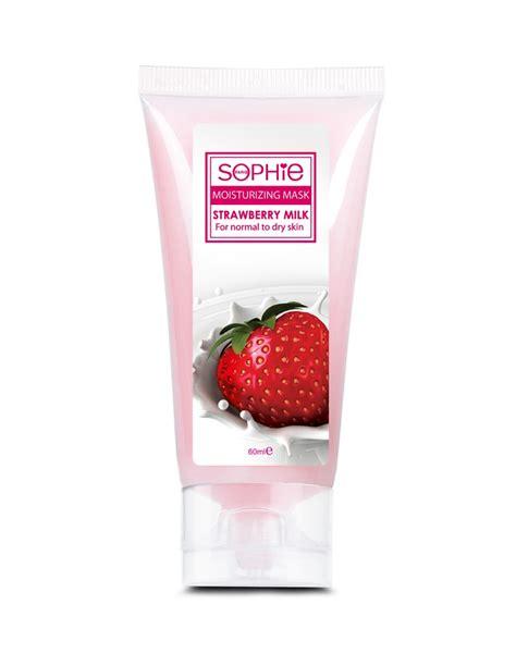 Masker Qiansoto Milk Strawberry masker strawberry milk peluang bisnis