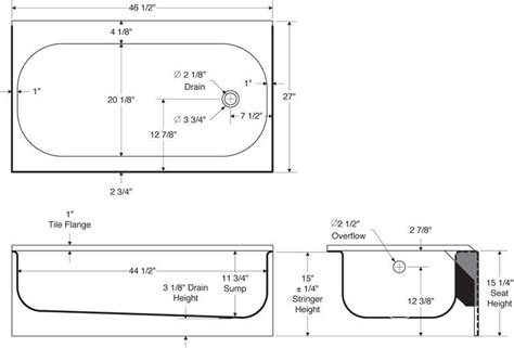 standard size bathtub measurements bathtubs idea amazing soaker tub dimensions soaker tub