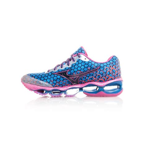 mizuno wave prophecy 3 last size 8 5 womens running
