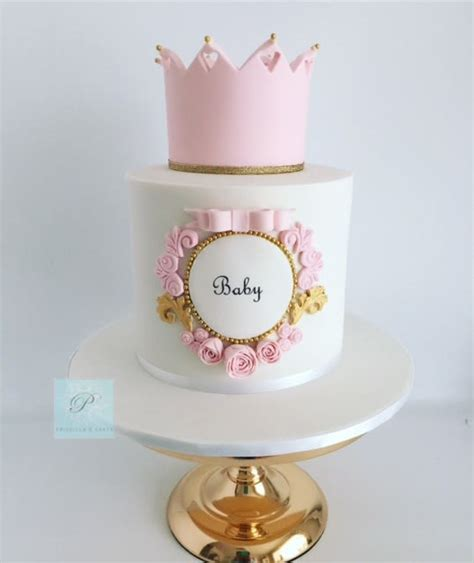 Baby Shower Princess Cakes by Princess Baby Shower Cake Cake By Priscilla S Cakes