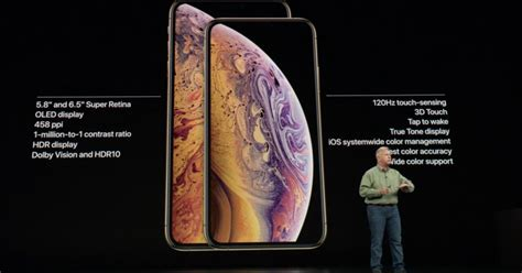 iphone xs max uk release date price specs and features mirror