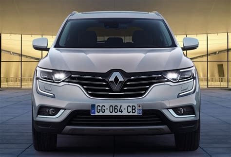 renault koleos 2017 engine 2017 renault koleos qm6 launched in korea with 2 0 dci
