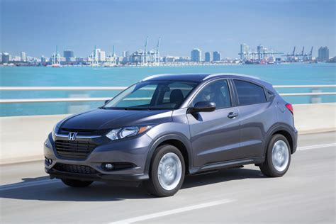 crossover honda 2016 2016 honda hr v crossover is a great vehicle for