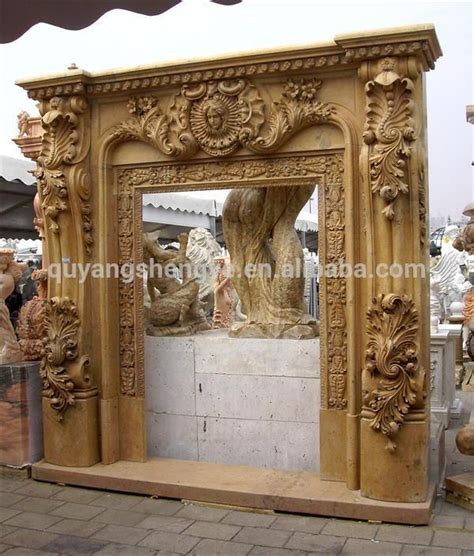 fireplace mantel carving supplier unique marble carving fireplace mantel sculpture buy