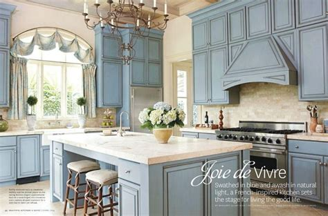 french country kitchens ideas in blue and white colors french country kitchen blue 10 beautiful dream kitchens