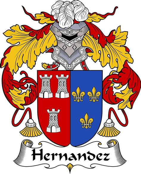 the of heraldry an encyclopedia of armory classic reprint books quot hernandez coat of arms family crest quot by william martin