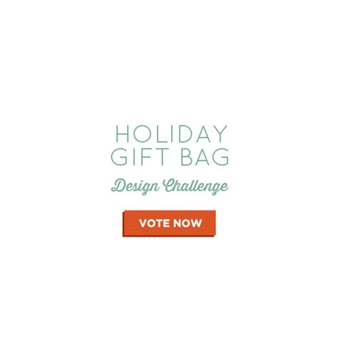 Vote For Your Favourite Bag Of 2007 by Vote For Your Favorite Gift Bag Designs