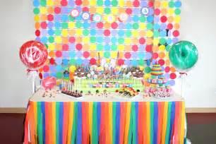 land birthday ideas