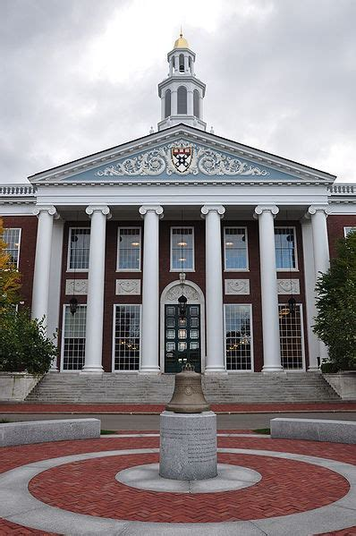 Yale Vs Harvard Mba by 398px Harvard Business School Baker Library 2009a