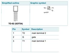 transistor z0107n transistor z0107n 28 images стиралка indezit wil86 сгорел модуль управления z0107 triacs