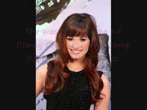 demi lovato life biography demi lovato biography youtube