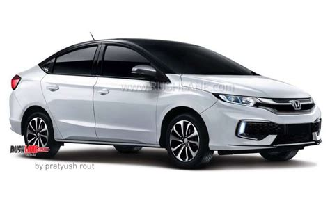 honda new city 2020 2020 honda city new rendered longer wider than
