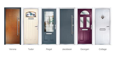 Composite Front Door Styles Composite Doors Grp Foam Trade Supplier Vista Panels Ltd