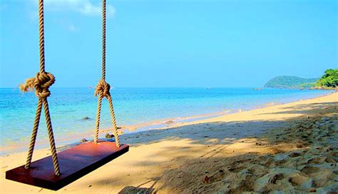 ocean swing beach ocean sea summer swing image 450885 on favim com