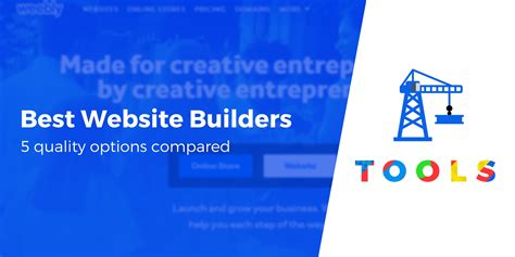 best website builder best website builder 5 quality options compared on