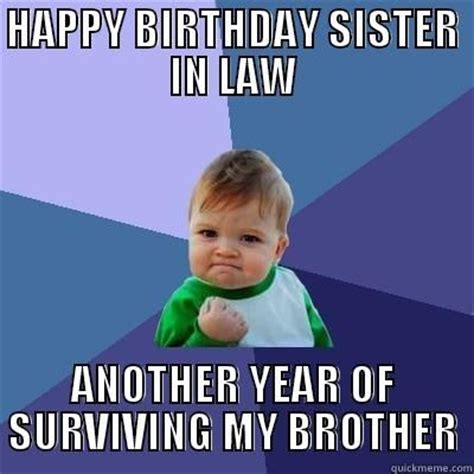 Birthday Meme Sister - pinterest the world s catalog of ideas