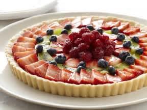 fresh fruit tart recipe paula deen food network