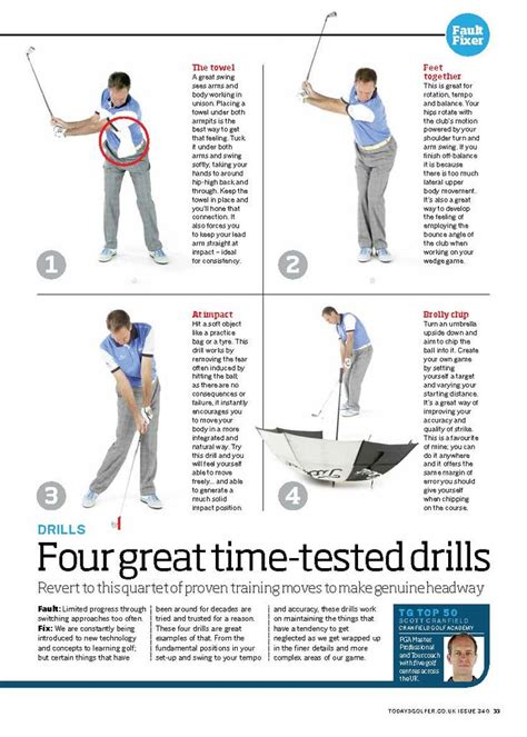drills to improve golf swing 25 best ideas about golf tips on pinterest golf golf